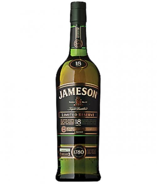 Jameson 18Yr Irish Whiskey 750ml