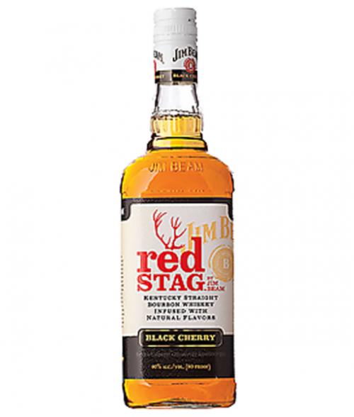 Jim Beam Red Stag Black Cherry 1L