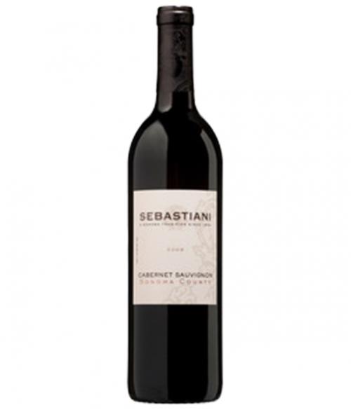 2017 Sebastiani Sonoma Cabernet Sauvignon 750ml