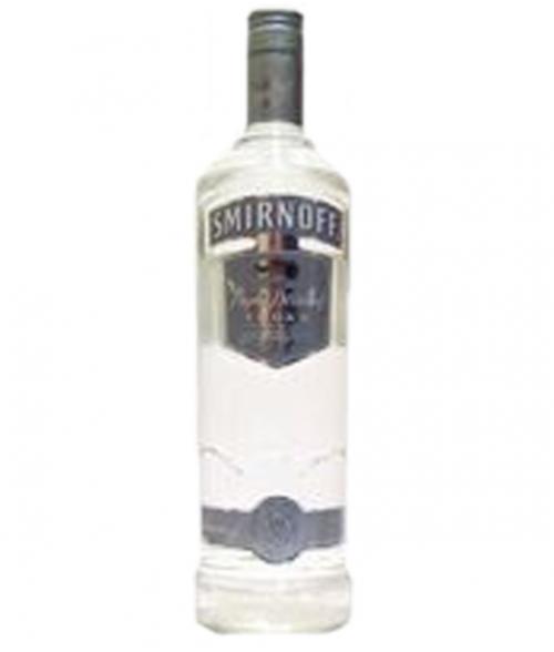 Smirnoff Silver 90 Proof Vodka 1L