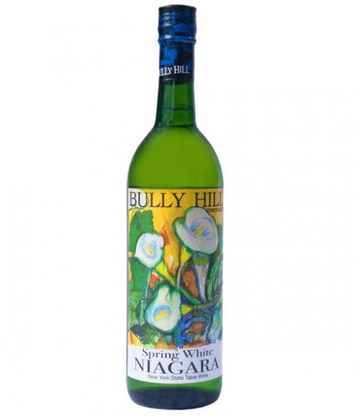 Bully Hill Spring White Niagara 750ml NV