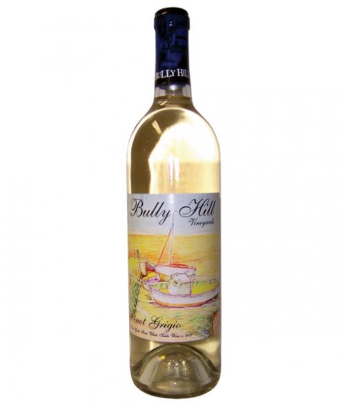 Bully Hill Pinot Grigio 750ml NV