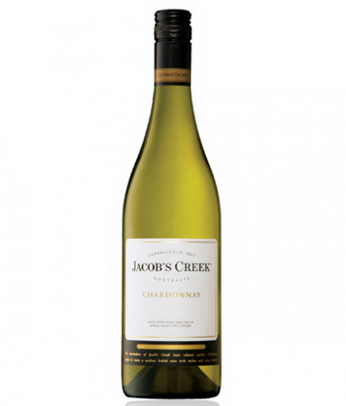 Jacob's Creek Chardonnay 750ml NV