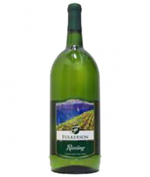 2017 Fulkerson Semi-Dry Riesling 1.5L