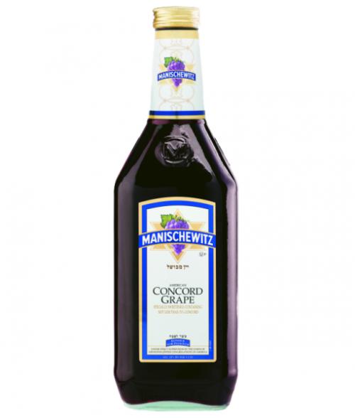 Manischewitz Concord Grape Wine 1.5L NV