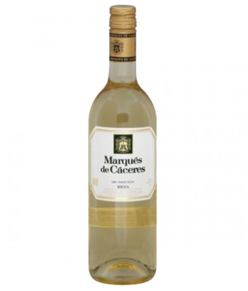 2019 Marques De Caceres White Rioja 750ml