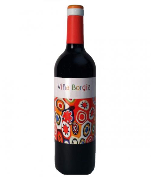 2018 Vina Borgia Campo De Borja 750ml