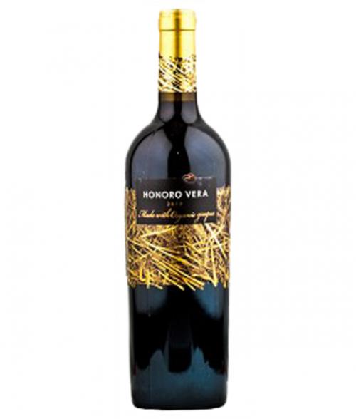 2019 Honoro Vera Organic Monastrell 750ml