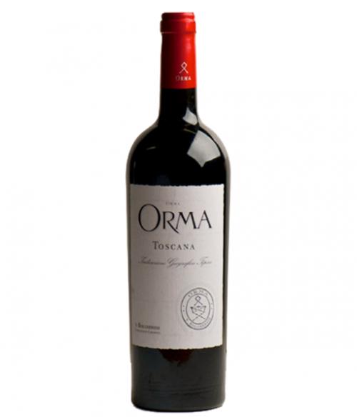 2017 Orma Toscana 750ml