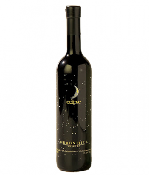 2018 Heron Hill Eclipse Red 750ml