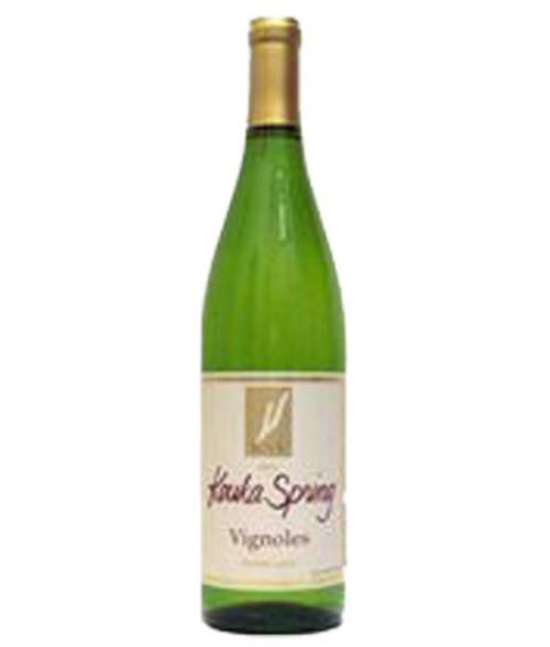 2019 Keuka Spring Vignoles 750ml