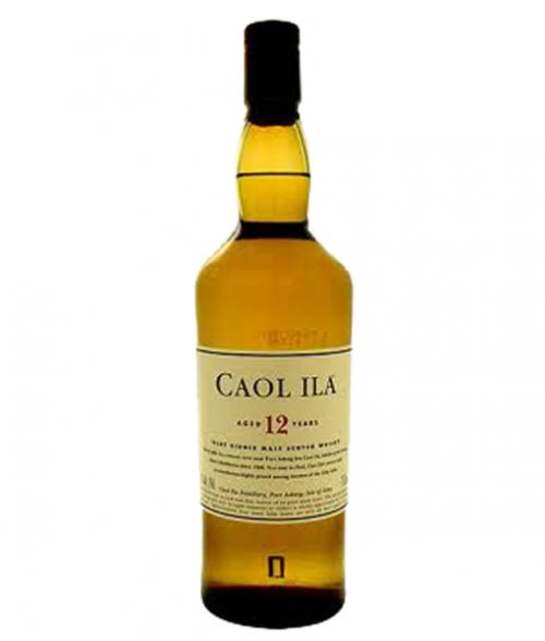 Caol Ila 12Yr Islay Single Malt Scotch 750ml