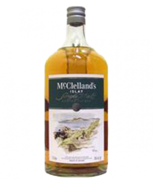 McClellands Islay Single Malt Scotch 750ml