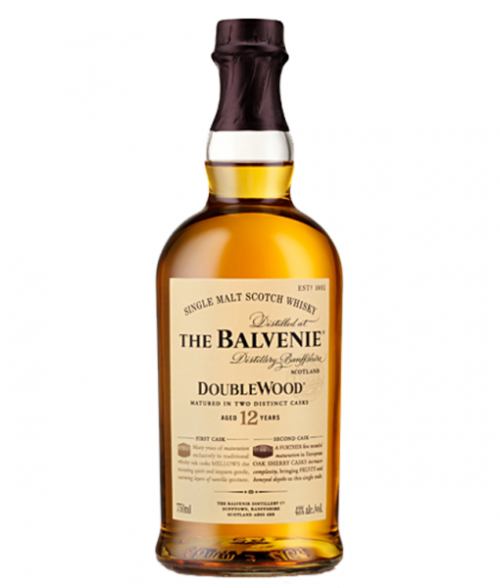 Balvenie 12Yr Doublewood Highland Single Malt Scotch 750ml