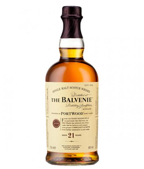Balvenie 21Yr Portwood Single Malt Scotch 750ml