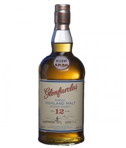 Glenfarclas 12Yr Single Malt Scotch 750ml