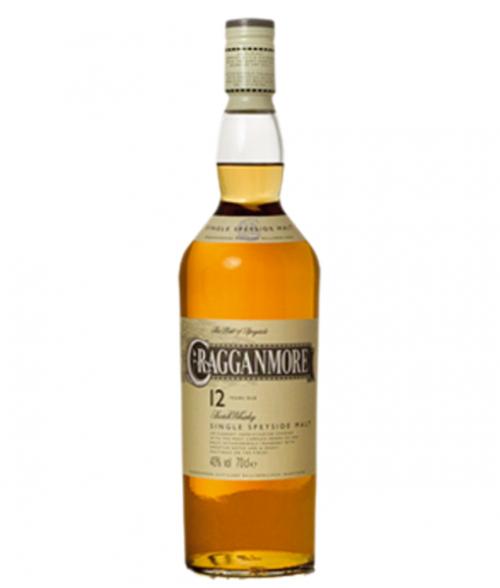 Cragganmore 12Yr Single Malt Scotch 750ml