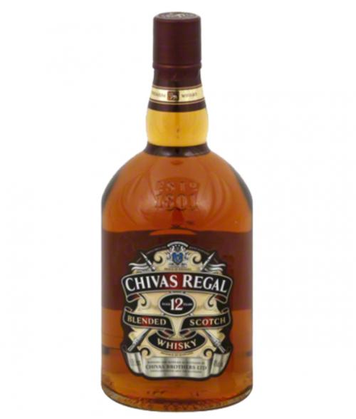 Chivas Regal Blended Scotch Whisky 1L