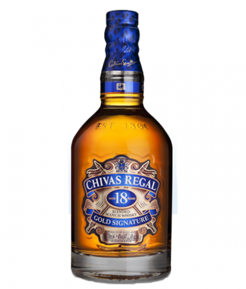 Chivas Regal 18Yr Blended Scotch Whisky 750ml