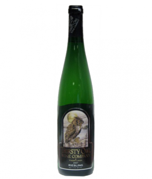 2017 Thirsty Owl Riesling 750ml