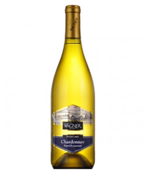 2018 Wagner Barrel Fermented Chardonnay 750ml