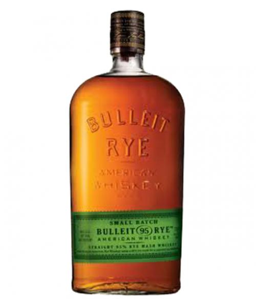 Bulleit Rye Whiskey 1L