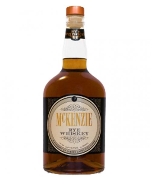 Finger Lakes Distilling McKenzie Rye Whiskey 750ml