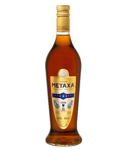 Metaxa 7 Star Brandy 750ml