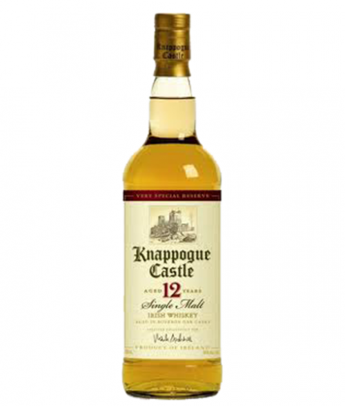 Knappogue Castle 12Yr Single Malt Irish Whiskey