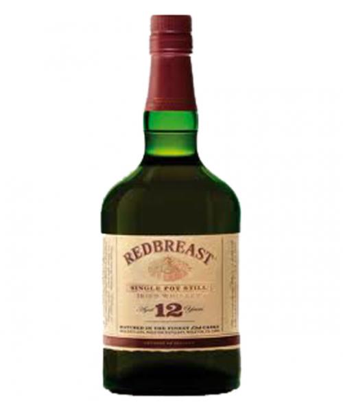 Redbreast 12Yr Irish Whiskey 750ml