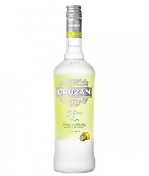 Cruzan Citrus Rum 1L