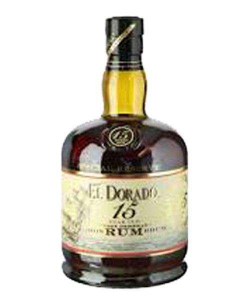 El Dorado 15Yr Special Reserve Rum 750ml