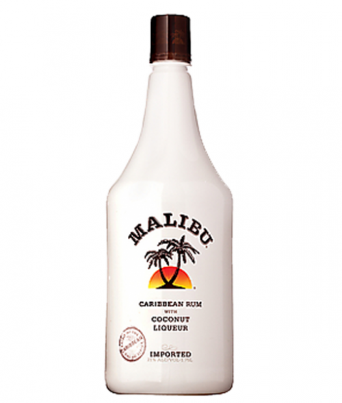 Malibu Coconut Rum 1.75L