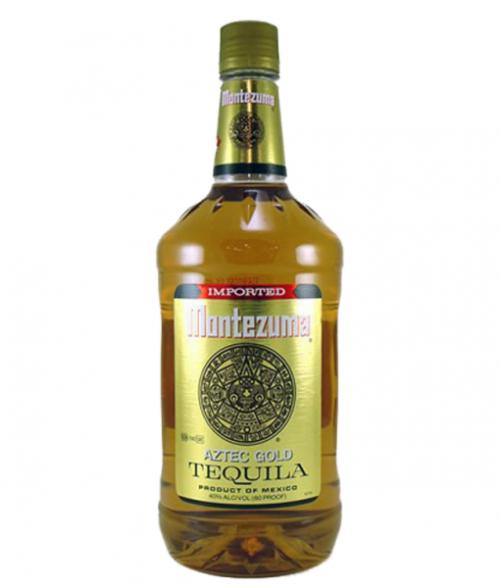 Montezuma Gold Tequila 1.75L