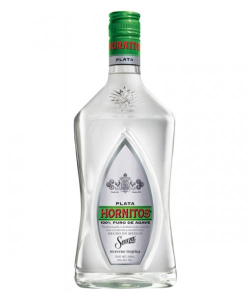 Sauza Hornitos Plata Tequila 750ml