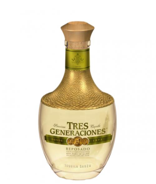 Sauza Tres Generaciones Reposado Tequila 750ml