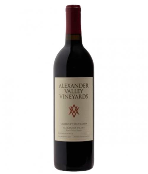 2018 Alexander Valley Cabernet Sauvignon 750ml