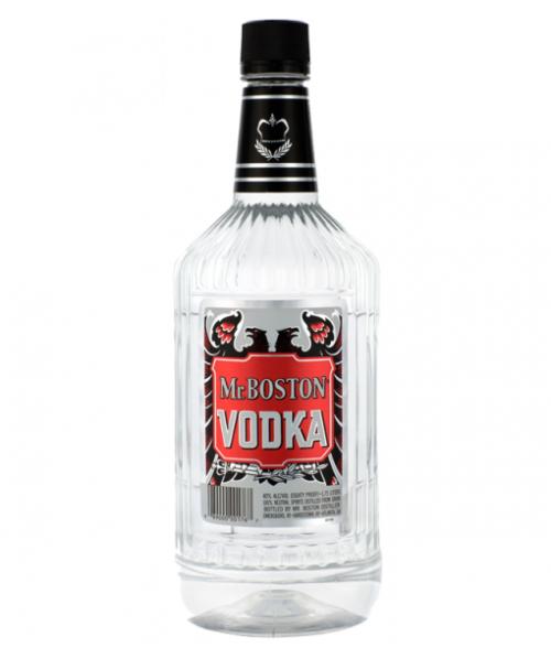 Mr. Boston Vodka 80 Proof 1.75L
