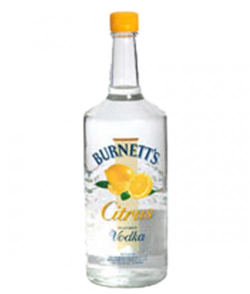 Burnett's Citrus Vodka 1L