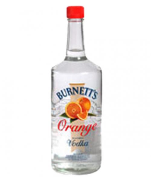 Burnett's Orange Vodka 1L