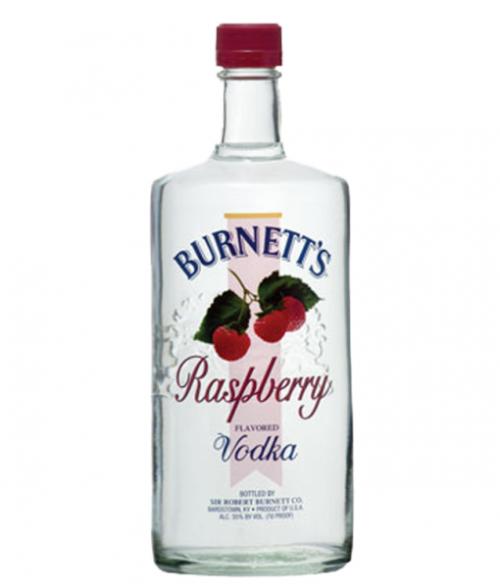 Burnett's Raspberry Vodka 1L