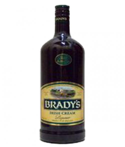 Bradys Irish Cream 1L