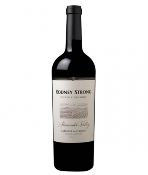 2018 Rodney Strong Alexander Valley Cabernet Sauvignon 750ml