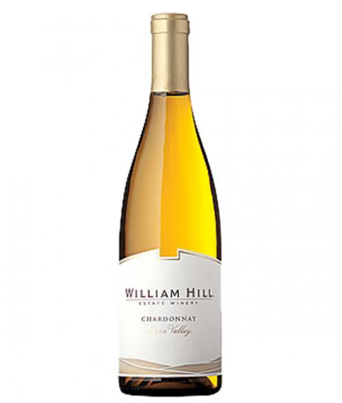 William Hill Napa Chardonnay 750ml NV