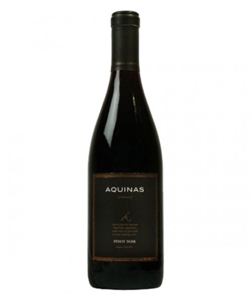2017 Aquinas North Coast Pinot Noir 750ml