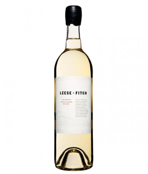 2019 Leese Fitch Sauvignon Blanc 750ml