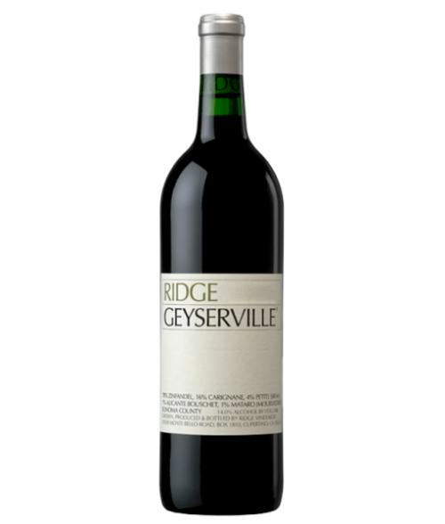 2019 Ridge Geyserville 750ml