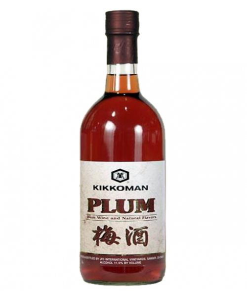Kikkoman Plum Wine 1.5L NV