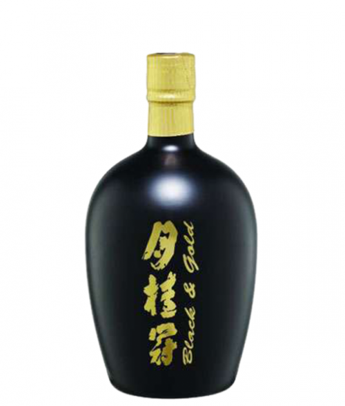 Gekkeikan Black & Gold Sake 750ml NV