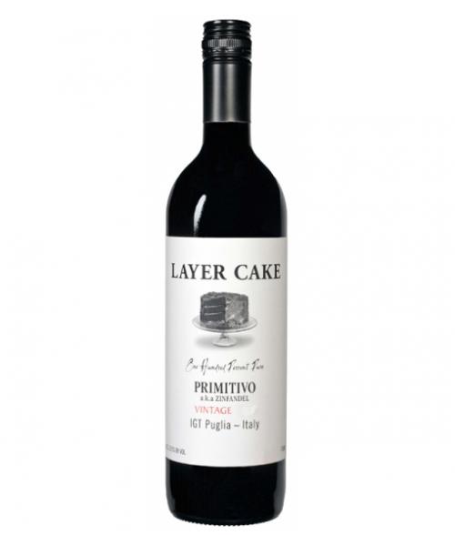 Layer Cake Primitivo 750ml NV